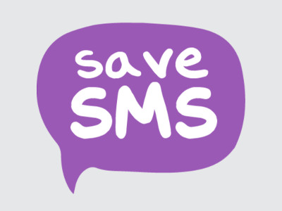 Save SMS